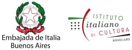Logo Ambasciata IIC alta